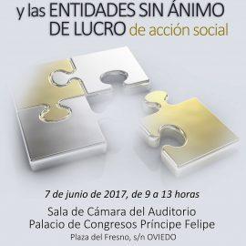 Jornada sobre Concierto Social en entidades sin ánimo de lucro