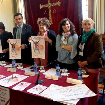 Presentación en Asturias de la Campaña de la X Solidaria 2018