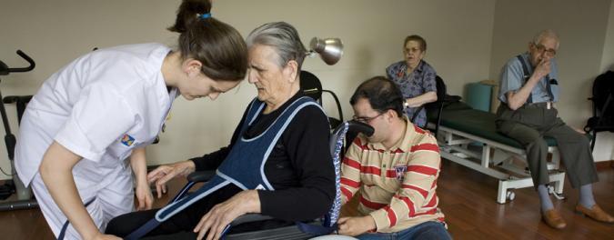 Plena inclusión exige que se paralice la adjudicación de plazas en residencias de la tercera edad a personas con discapacidad intelectual en contra de su voluntad