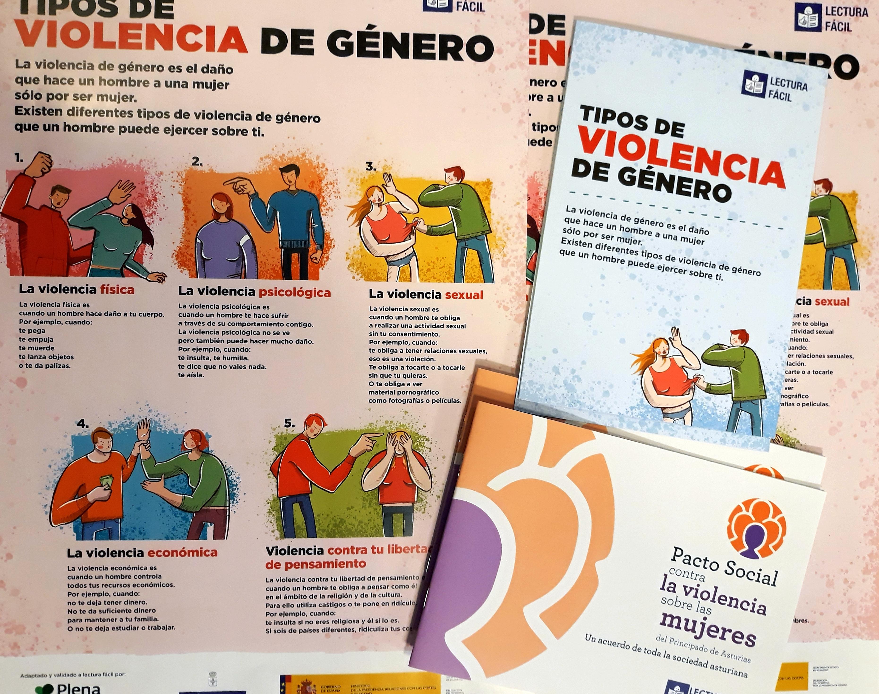 La prevención de la violencia de género ya es accesible para mujeres con dificultades de comprensión