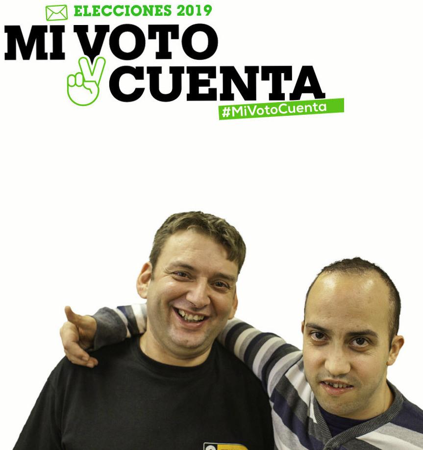 Plena inclusión Asturias organiza un mitin social como pistoletazo de salida de un año protagonizado por las Elecciones